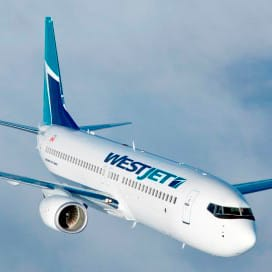 Westjet 737 Pilot