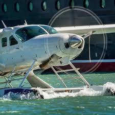 C208 float plane pilot