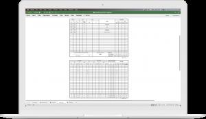 Canada Excel Pilot Logbook Printing
