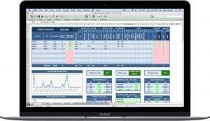 JCAB-Japan-Excel-Pilot-Logbook-Dashboard