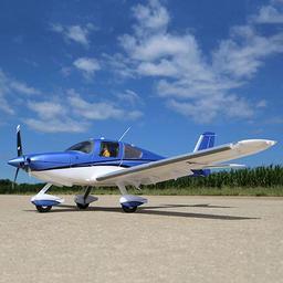 SR22 pilot