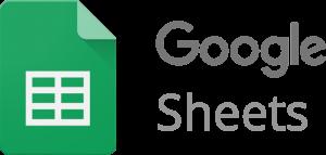 Google Sheets Pilot Logbook